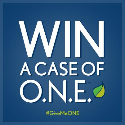 #GiveMeOne giveaway. RT & tag who you would share a case of #ONEcoconut with! Winner announced next week! http://t.co/iXMzpvAFqC