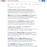 """Resultado de """"Wilma de Farias + Escândalos"""" no Google: http://t.co/MS6HUMSZoL"""