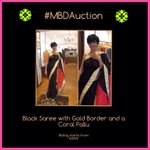 RT @mandiradesigns: Don't miss this chance to own our black satin saree at a price of your choice here: http://t.co/ufVjTLu1Zp http://t.co/…