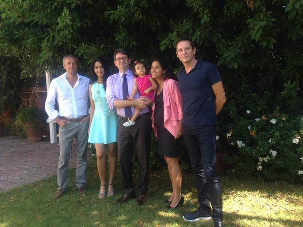 Thank you Monsieur Axel , Counsel General France n his gorgeous wife for the lovely afternoon:) http://t.co/EgXh3SzPYc