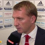Merah banget mukanya BR @SkyFootball: Rodgers insists Liverpool are still a work in progress on #SNF http://t.co/yDsur3485s