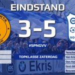 RT @GVVV: EINDSTAND: Sparta Nijkerk 3-5 G.V.V.V. #spngvv http://t.co/UsU49OdPGl