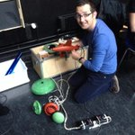RT @Branarteatar: All the tiny motors and machines are getting charged up at the end of a busy day. #thewaybackhome @DubTheatreFest http://t.co/aJKWTryOb4
