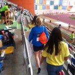 En winst op discus betekent dopingcontrole voor Sarah! #europacup http://t.co/YiVgFKKLYj
