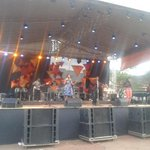 RT @joeljjemba: Meanwhile on the main there is this #Bayimba2014 http://t.co/8ZE3BvStmG