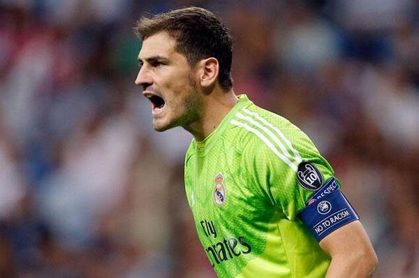 Iker Casillas has not saved any of the 20 penalties he has faced in La Liga since 2006, conceding in every of them. http://t.co/poGauhl1p2
