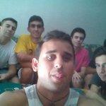 Un poker con los chavales @ThePablo12 , @Pablinchi8 @Pablo12_Bryant @SergiOrteguita @jes_basket http://t.co/hhvC4Ist9f
