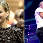 RT @eonline: Aww! Jennifer Lawrence supported Chris Martin at the iHeartRadio Music Festival! http://t.co/DMA6EAPJ2y http://t.co/U6HUhhdFfr
