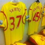 RT @LFC: PHOTO: Martin Skrtel is back in Brendan Rodgers starting XI... http://t.co/rzPxlcQJC8