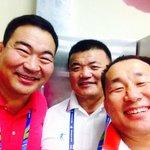 Азийн наадамд 2 аваргатай болсоны дараа 2 аварга сээлпи... http://t.co/L14FfnYfBh