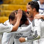 Fantastic performance from the team with incredible goals from Cristiano, James, Bale & Chicharito! #HalaMadrid http://t.co/6EBNJ9B64l