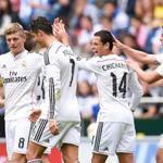 #SabadoDeChicharito ¿No los vieron? Aquí los DOS goles de Chicharito con el Real Madrid http://t.co/7ZXnoT64o3 http://t.co/SiGBYoMbIP