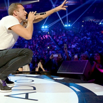 RT @iHeartRadio: #iHeartRadio epic-ness: #Coldplay #Usher #ChrisBrown #NickiMinaj #ArianaGrande +MORE! http://t.co/kzOXEH9XKZ http://t.co/RoDB03IB4X