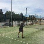 RT @JaimeEspinar: Comienzan las semifinales y finales del torneo de Padel solidario en Guadalcacin #Jerez http://t.co/I2nTZTYwVm