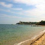 RT @NickMalkoutzis: Last swim of the year (probably). Nea Fokaia, Cassandra, #Greece http://t.co/KWmOgEJmRq