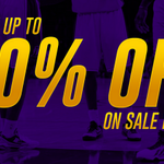 RT @LakersStore: Gear up for the @Lakers season & save. Score slam dunk savings up to 50% OFF: http://t.co/LRv2ST4gKF