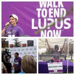 RT @LupusOrg: It was a pleasure to have @NickCannon @IANMHARDING and the cast @beingmaryjane at #WalkToEndLupusNow in LA today!