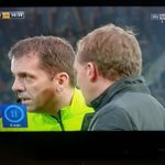"""Rodgers to the ref: """"Try not to make the penalty too obvious"""" http://t.co/CN1AZ0CE5t"""