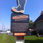 Congrats to @WellingtonBrew on their 29th anniversary. Come join the celebration until 5pm. #Ward4Guelph http://t.co/6G5khHfHfT