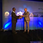 Patrick Ngowi wins the AABLA young East African businessman of the year!Hongera sana @PatrickNgowi http://t.co/v4kr2BIt6D