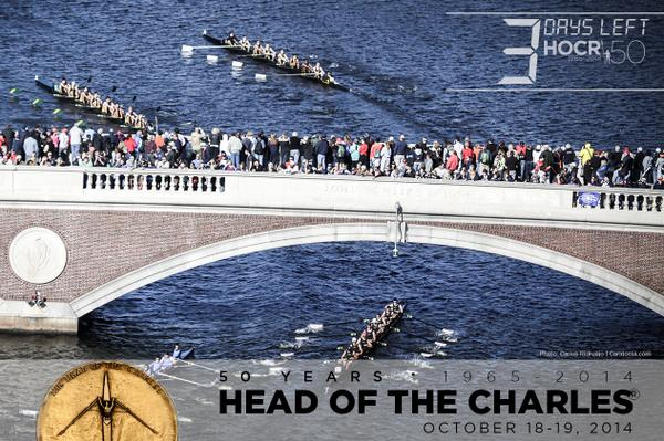 3 DAYS!! Get ready! Full schedule here: http://t.co/Qz3ThpgrIf #HOCR50 http://t.co/xQxE5P0KWk