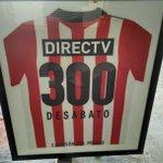 #EDLP Leandro Desábato: 300 partidos con la camiseta de Estudiantes. http://t.co/saRSdkxlwO
