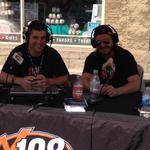 Hangin out with @Y108Rocks today at #westfest. Stop by our #y108 tent, Ive got free stuff to give away!! http://t.co/XGwnlgwTto