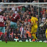 FULL-TIME West Ham 3-1 Liverpool. Goals from Reid, Sakho and Amalfitano give the Hammers an impressive win #WHULIV http://t.co/han6cGAqhq