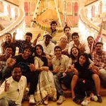 RT @dop007: Aathangarai shoot crew http://t.co/Vs2dgqSP7M