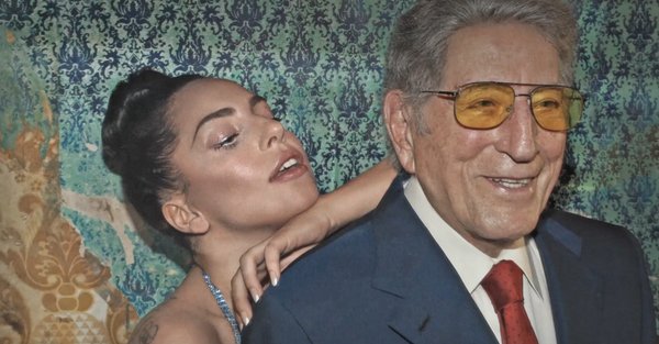 Tonight at 11pm tune in to hear @itstonybennett and @LadyGaga discuss their new album: http://t.co/dBDjfbIhHw http://t.co/TYAXXHSIPd