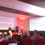 .@alexursa talk on Erp integration & magento. Talk is in Romanian but lucky for me slides are English :) #mm14ro http://t.co/EpN72Y4547