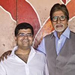 RT @jiteshpillaai: Struck moment. Even seasoned ones like us have our fan boy moments. Look mom and dad who I met @SrBachchan http://t.co/R…