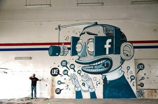 Our NEW ARTICLE on the Impact of Social Media #StreetArt  http://t.co/ytHHpidlJF Image:Mister Thoms @globalstreetart http://t.co/XY1j9CQUI3