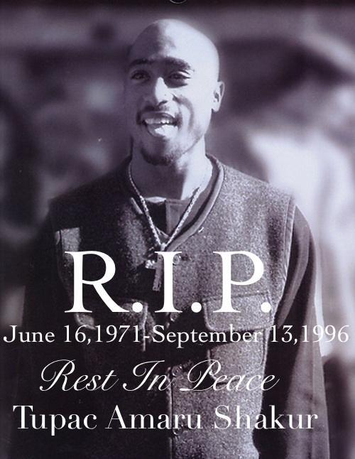 Gone 18 years today -  R.I.P. Tupac Amaru Shakur  #RIP2PAC #RIPTupac http://t.co/fVWznwmHkt