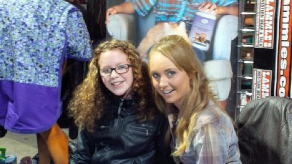 RT @maddy9137: Me with @Amber_Marshall @Spruce_Meadows @Lammles http://t.co/pUXIIeI87i
