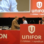 "#uniforCC @JerryPDias introduces ""Canadas next Prime Minister"" @ThomasMulcair #canpoli #ndp http://t.co/8kEbYFlliH"