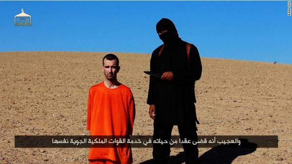 David Haines would be the third Western captive to be killed by ISIS in recent weeks. http://t.co/DIoUFV59mC http://t.co/iotEdbS4Um