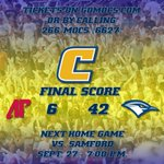 RT @GoMocsFB: Box score from the Mocs 42-6 win at Austin Peay - http://t.co/AKE17cyOfK - #GoMocs