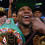 RT @BleacherReport: Floyd Mayweather defeats Marcos Maidana by unanimous decision to move to an undefeated 47-0! http://t.co/F1XOPPnz5Q