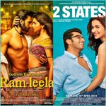 Which is your favorite movie? #RamLeela or #2States