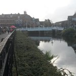 Welcome to the field of battle! #tonbridge #dragonboat http://t.co/n4Ub8UcJnk