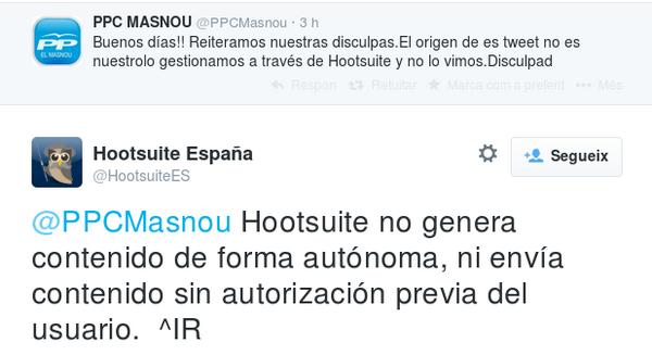 Aplauso para hootsuite https://t.co/oMnibgY6fS (vía @unosincabeza) basta de mentir.