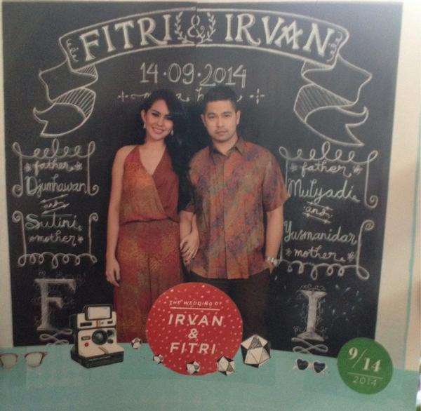 Erick Bana Iskandar (@erickiskandar): Congratulation to @fitrop and Irwan......!! http://t.co/YeZ3Ksl2dJ