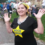 RT @hmsstrongbow: @mrsstrongbow getting in the rocking rowing mood at the #Tonbridge #dragonboats for @RockChoirTonbri @RockChoir http://t.co/HCA809hhIm