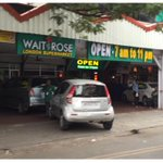 Waitrose doing well in Chennai, I see ...