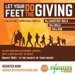 RT @mufaddald: @ramansundar Pls RT for #charity #fundraising #running #Mumbai #GandhiJayanti | Register: http://t.co/rMLml1j3Ob