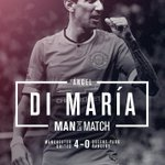 RT @ManUtd: Congratulations to Angel Di Maria, who has been voted #mufcs Man of the Match for his role in the 4-0 win over QPR. http://t.co/Iyv7Dp4hKR