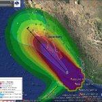 RT @conagua_clima: UPG: #ODILE alerta por efectos de Huracán desde Santa Rosalía #BCS hasta Punta Eugenia BCS incluyendo los Cabos BCS. http://t.co/qWE0mQyGi4