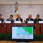 RT @David_Korenfeld: Zona de alerta por efectos de huracán de Punta Eugenia a los Cabos, BCS y desde este punto hasta Mulegé, BCS. #Odile. http://t.co/HMa9QxPa6M