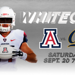 6 days until the @ArizonaFBall #WhiteOut vs Cal! @uabookstores has the official tee. #BuyTix: http://t.co/kMxKe2gveY http://t.co/17ozuAIQPm